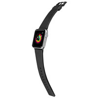 PULSEIRA PARA APPLE WATCH 42/44MM ACTIVE EM TPU ONYX