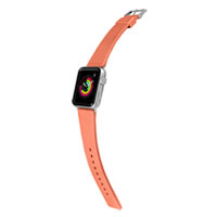 PULSEIRA PARA APPLE WATCH 38/40MM ACTIVE EM TPU CORAL 1