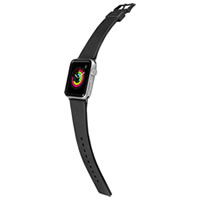 PULSEIRA PARA APPLE WATCH 38/40MM ACTIVE EM TPU ONYX
